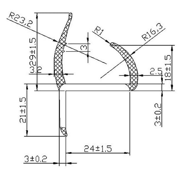 PVC J Seal