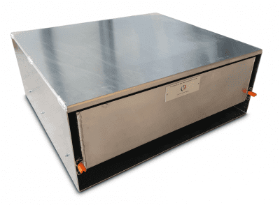 Small Dunn Watson Canopy Cargo Drawer 1