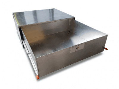 Small Dunn Watson Canopy Cargo Drawer 2