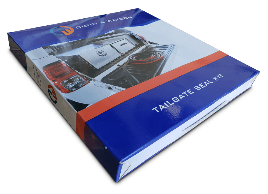 Universal Tailgate Seal 1