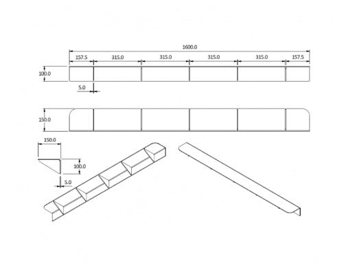 ladder and platform 3