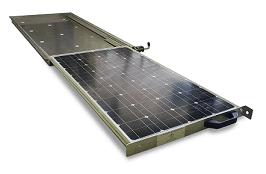 slide out solar panel 1 2