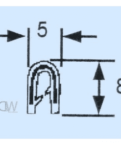 small edge pinchweld dimensions