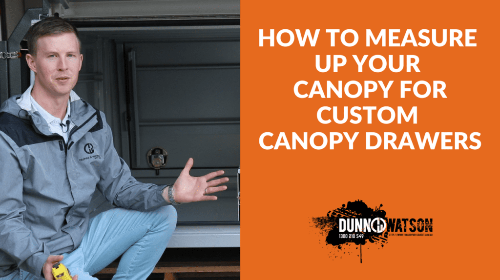 how to measure your canopy drawers