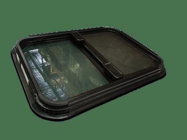 Caravan Sliding Window 2