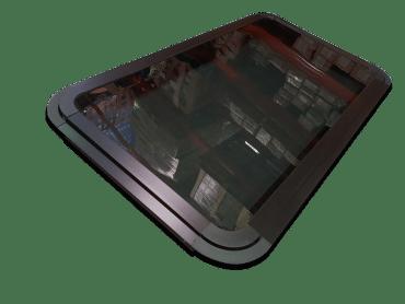 Motorhome Flip Out Window 3