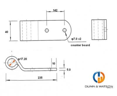 235mm strap kit 1