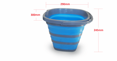 Bucket Dimensions