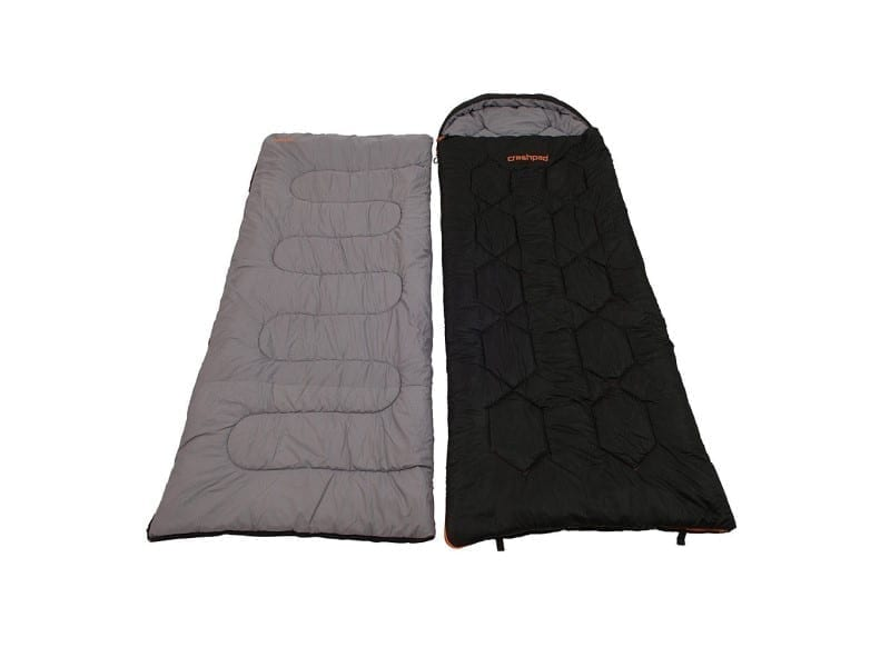 crashpad sleeping bag 3