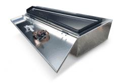 tray toolbox single tapered 4