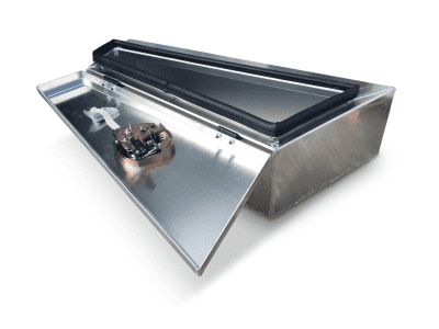 tray toolbox single tapered 4