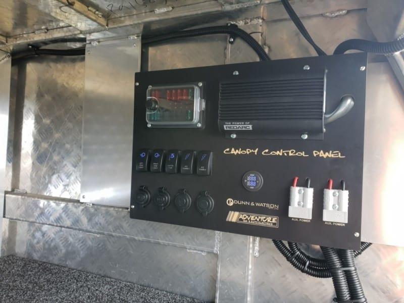 control panel install
