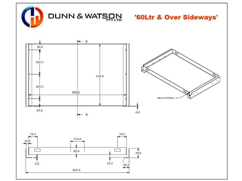 sideways 60 size
