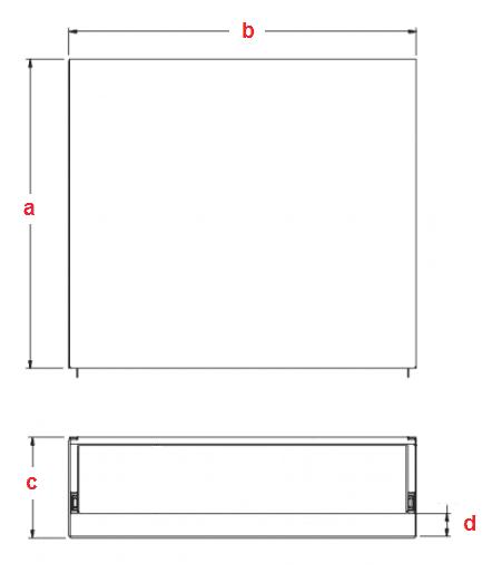 Custom ECO Drawer