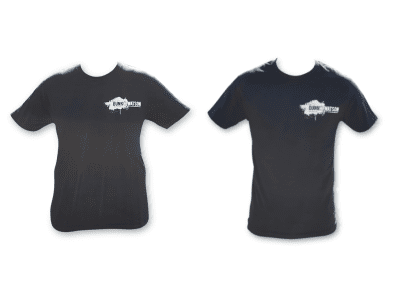 premium shirt navy front